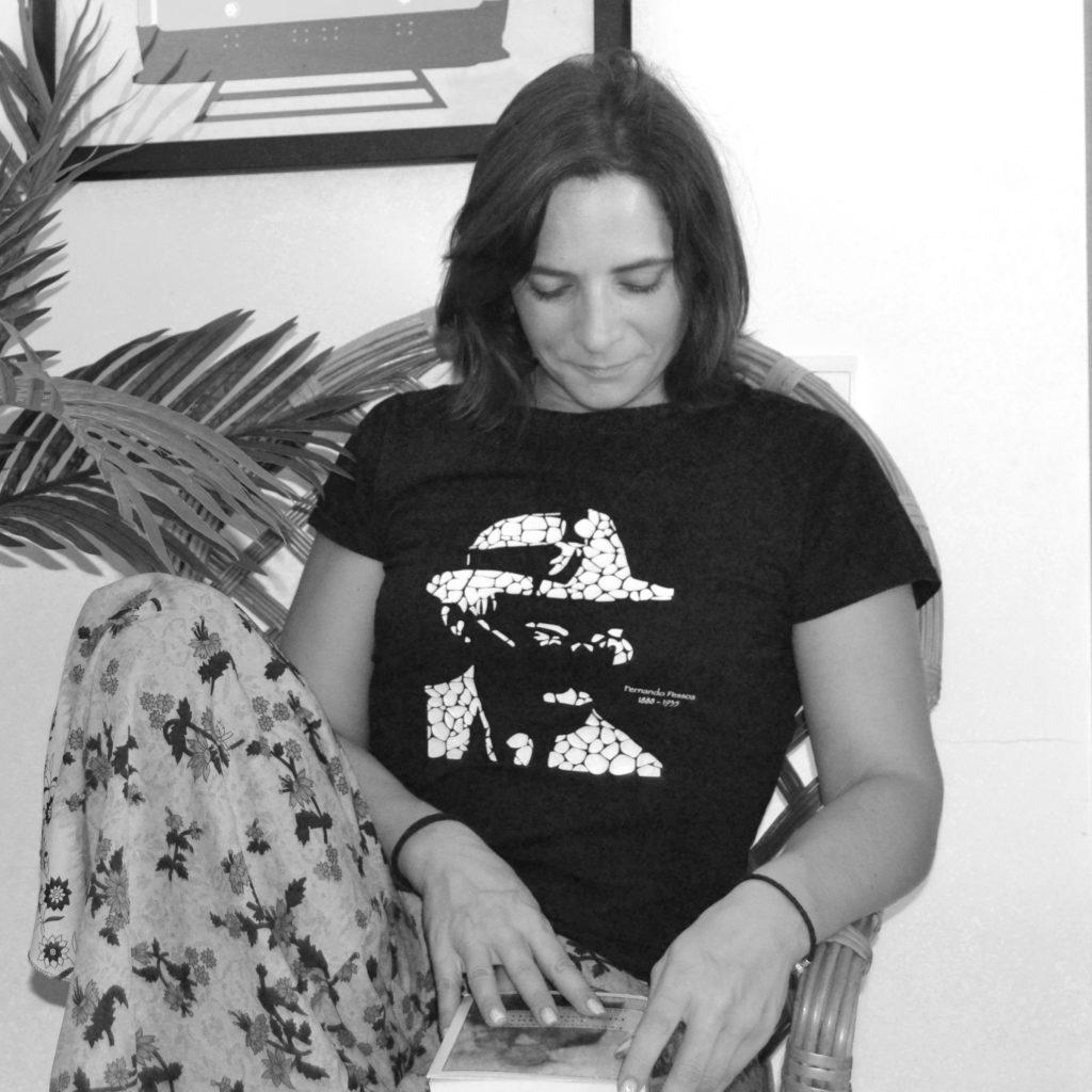 Formadora Patrícia Rodrigues